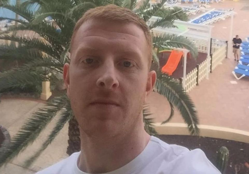 Mr Doherty had gone missing from his villa on Monday morning (Facebook)