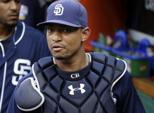 Veteran Christian Bethancourt is on the verge of becoming baseball's ultimate jack-of-all-trades. (AP)