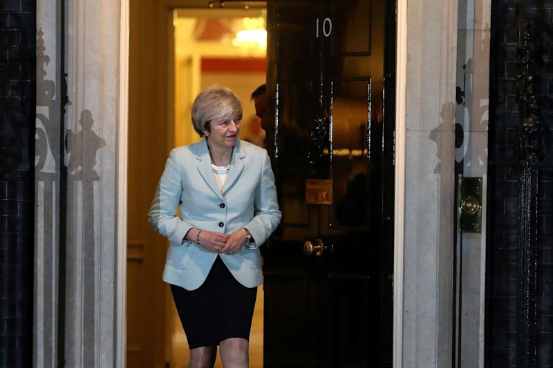 Prime Minister Theresa May (AFP/Getty Images)