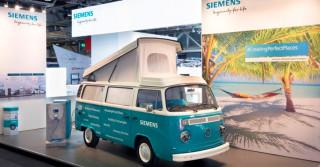 Siemens Bull E 1979 Vw Bus Electric Conversion Demonstration