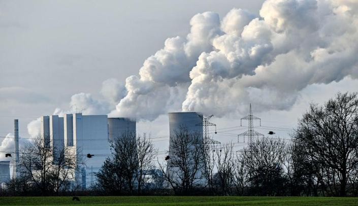 Germany Greenhouse Emissions (Copyright 2020 The Associated Press. All rights reserved.)