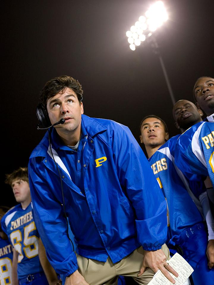 "<a href=""/kyle-chandler/contributor/57997"">Coach Eric Taylor</a> has a big job on his hands as the new head football coach of the Dillon Panthers in small-town Texas.  <a href=""/friday-night-lights/show/38958"">Friday Night Lights</a>"