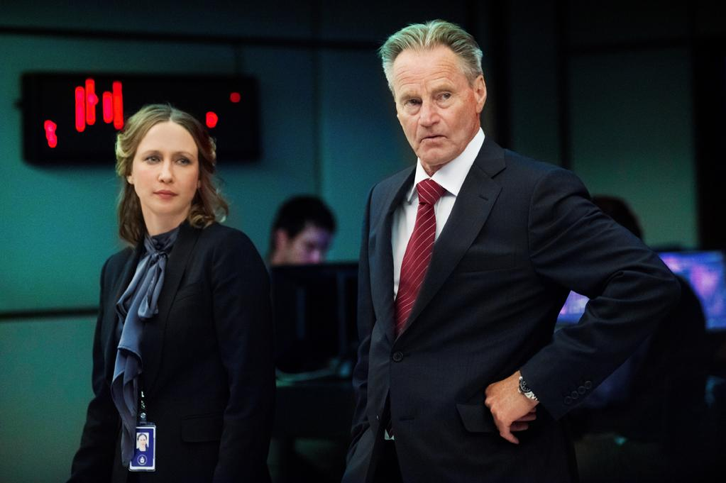 """Vera Farmiga and Sam Shepard in Universal Pictures' <a href=""""http://movies.yahoo.com/movie/safe-house-2012/"""">Safe House</a> - 2012"""