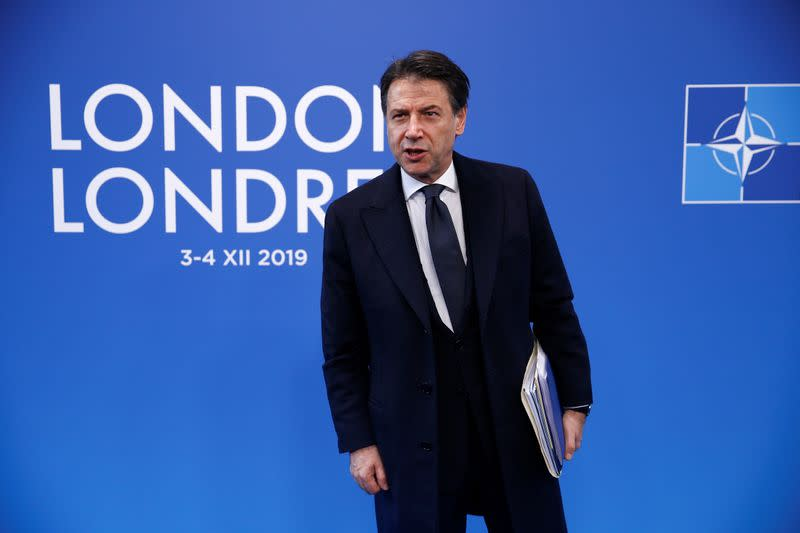 Italy's PM says any decision on web tax is sovereign one