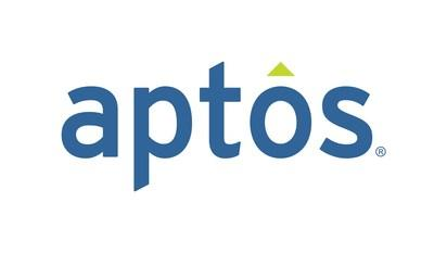 More than 1,000 retail brands across 60 countries rely on cloud-ready Aptos solutions to engage customers differently. (PRNewsfoto/Aptos, Inc.)
