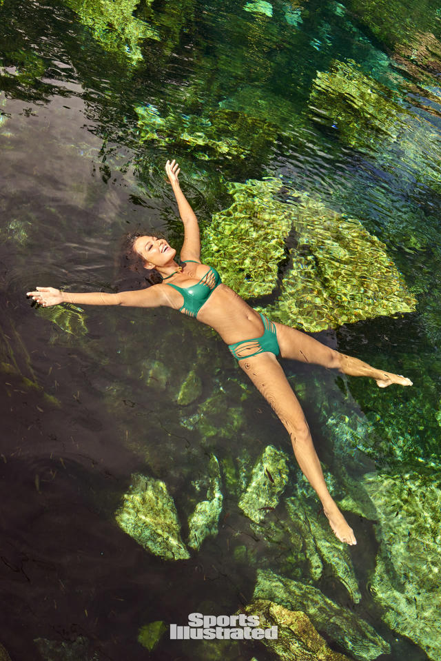 <p>Mia Kang was photographed by Ruven Afanador in Mexico. Swimsuit by Agent Provocatuer. </p>
