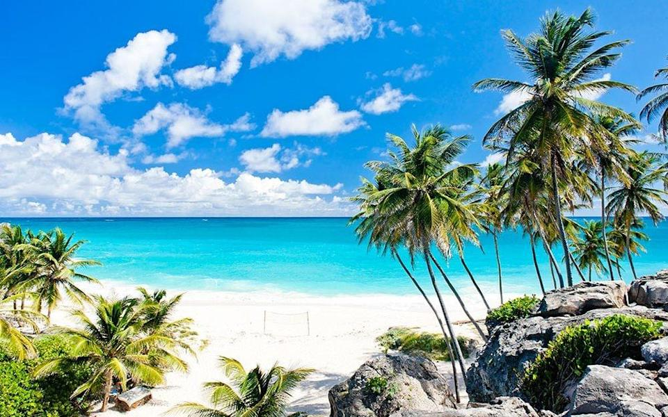 Barbados breaks via private jet are in demand this summer