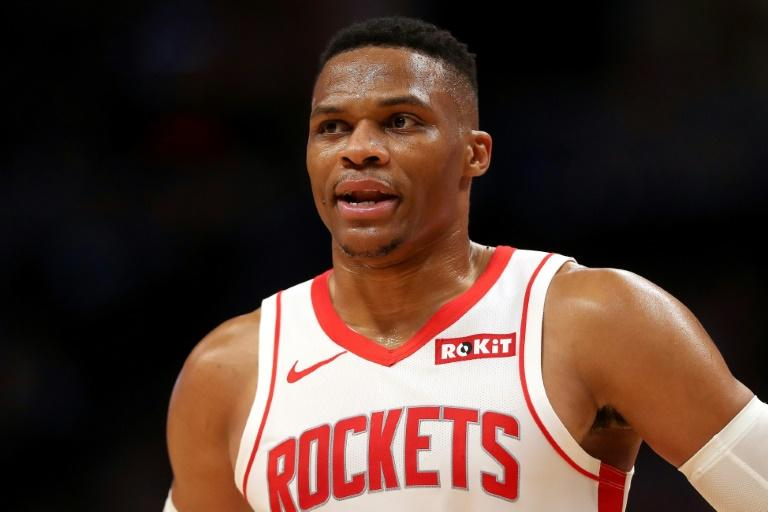Houston's Russell Westbrook, whose 13 technical fouls leads the NBA, says he's unfairly labled 'bad guy'