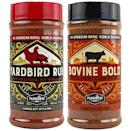 """<p><strong>Plowboys BBQ</strong></p><p>amazon.com</p><p><strong>$28.94</strong></p><p><a href=""""https://www.amazon.com/dp/B07SB284V7?tag=syn-yahoo-20&ascsubtag=%5Bartid%7C10055.g.36232057%5Bsrc%7Cyahoo-us"""" rel=""""nofollow noopener"""" target=""""_blank"""" data-ylk=""""slk:Shop Now"""" class=""""link rapid-noclick-resp"""">Shop Now</a></p><p>This dynamite duo from Plowboys BBQ, a joint with locations in Kansas and Missouri, will satisfy all of your classic Kansas City-Style barbecue cravings.</p>"""