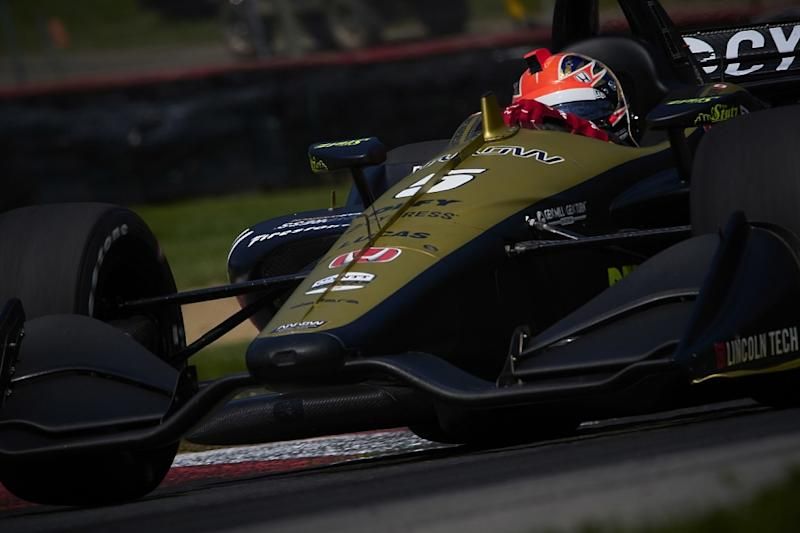 Schmidt wants to keep Hinchcliffe into McLaren era