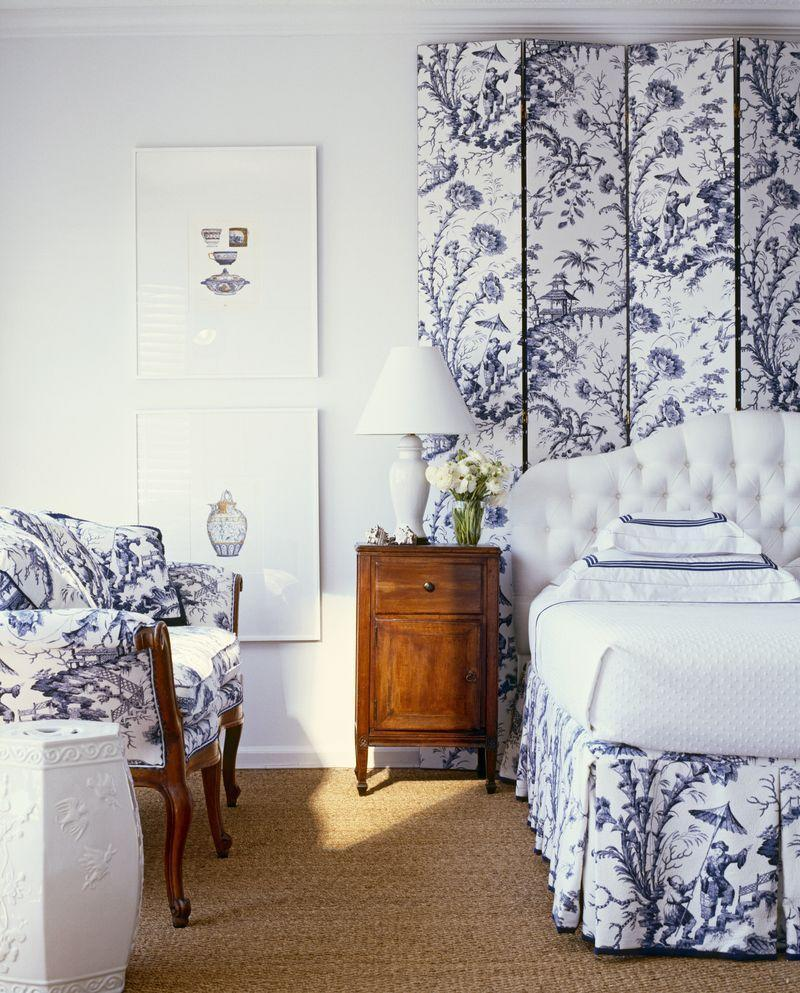 <p>Tufted furniture is centuries old, but it no longer has the glam feel it once did. Now, it just looks a little stuffy—and if you want a statement headboard, why not commit to something that actually <em>makes</em> a statement (instead of blending in with your mattress)?</p>