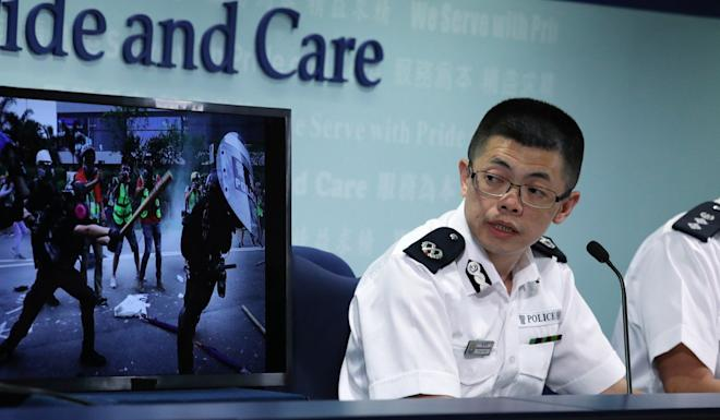 Kwok will swap posts with Terence Mak, the current assistant police commissioner. Photo: Nora Tam