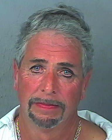 Ronal Richardson, age 59, arrested for driving under the influence.