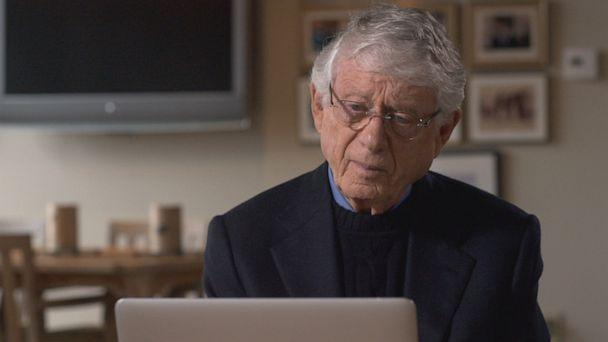 PHOTO: Ted Koppel, 'Nightline's' first anchor, spoke about the show's birth out of the 1979 Iran hostage crisis and how his and his wife's fight against chronic obstructive pulmonary disease relates to the current coronavirus pandemic. (ABC)