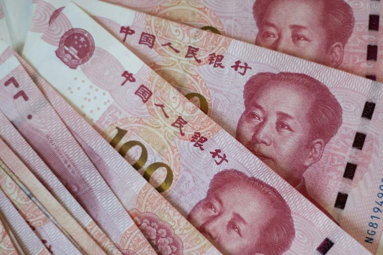 The yuan spiked as US-China relations thawed