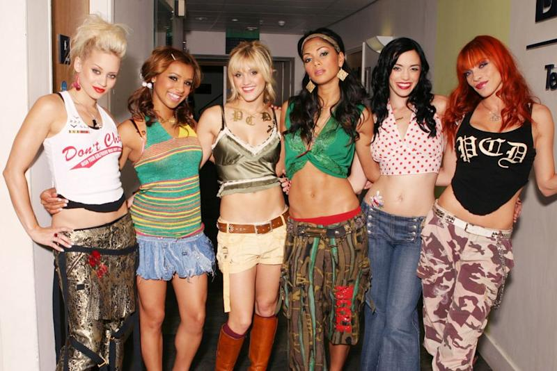 The Pussycat Dolls | Tim Roney/Getty Images