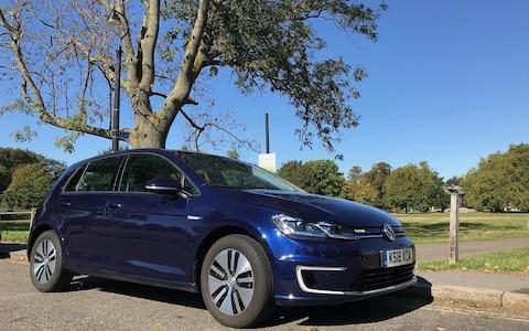 Volkswagen e-Golf long-term test