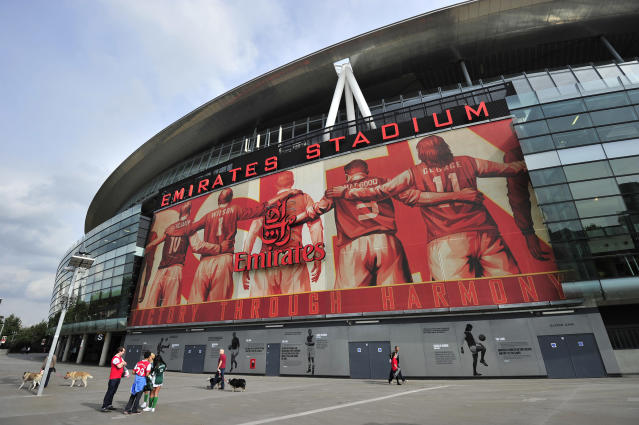 Arsenal left their Highbury home after 93 years to play at the Emirates (Getty)
