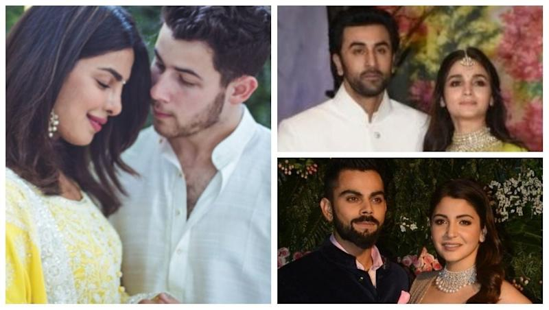 Priyanka Chopra-Nick Jonas, Ranbir Kapoor-Alia Bhatt, Virat Kohli-Anushka Sharma: Which Couple Do You Wish to See On Koffee With Karan Season 6 First?