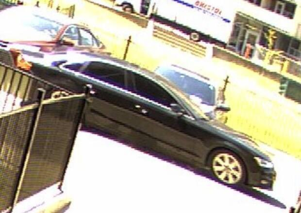 Toronto police have released this image of the suspect vehicle. It is believed to be a black, four-door sedan, possibly a 2014-2018 Audi A6