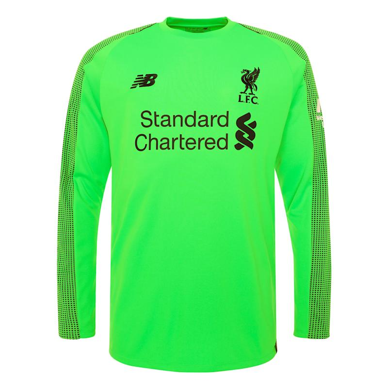 9f7bff7c Revealed: Liverpool launch new violet away kit for 2018-19 season
