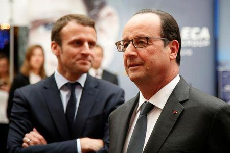 French leader tries to calm angry judges after tell-all book