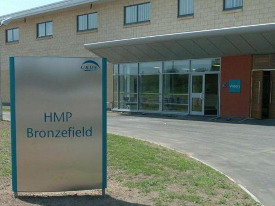 HMP Bronzefield, Europe's largest women's jail  (PA)