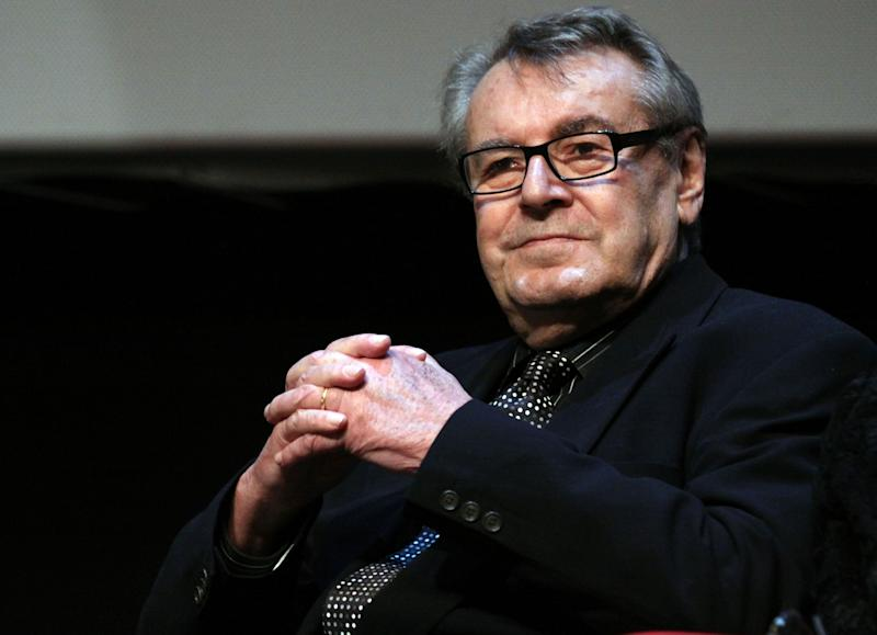 Oscar-Winning director Milos Forman died, aged 86