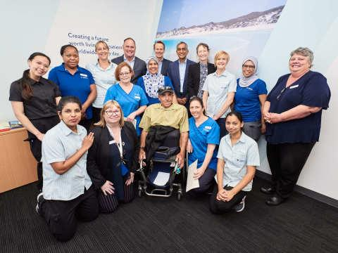 Fresenius Medical Care Celebrates 10th Anniversary and Expansion of Their Dialysis Center With Enhanced Home Therapy Support in Perth, Western Australia