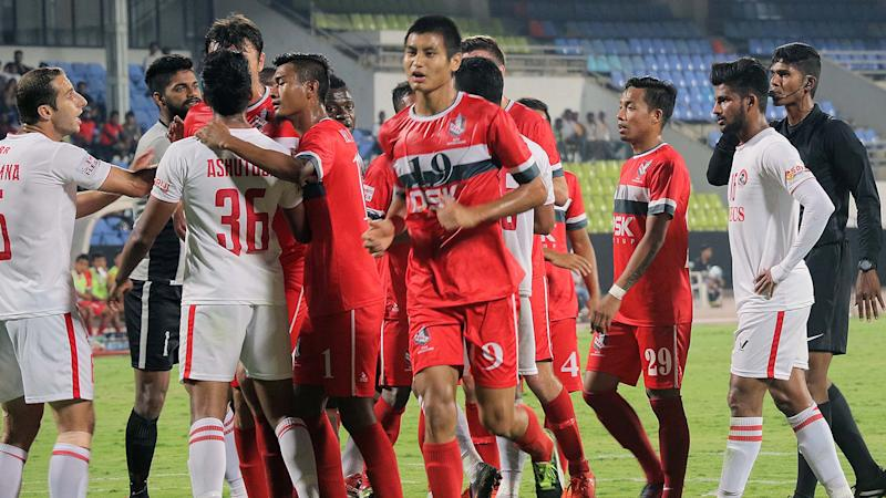 I-League 2017: DSK Shivajians in the thick of player revolt as financial desperation resurfaces