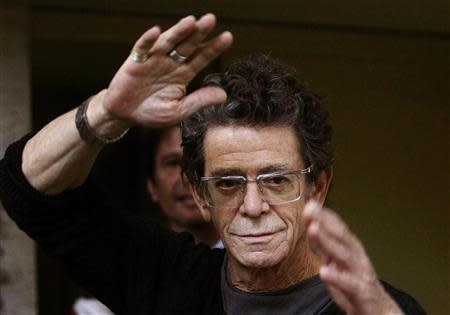 Lou Reed — Remembering the Old Crank