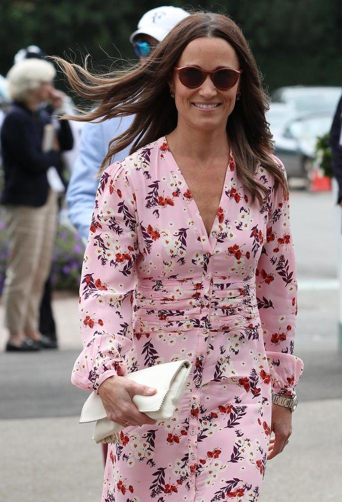 Pippa Middleton | Neil Mockford/GC Images
