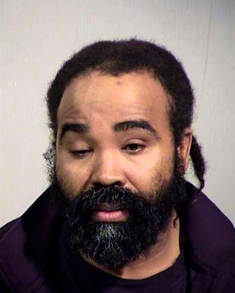 Nathan Sutherland, a licensed practical nurse, is accused of sexually assaulting and impregnating an incapacitated woman at a long-term care facility in Arizona. (Photo: ASSOCIATED PRESS)