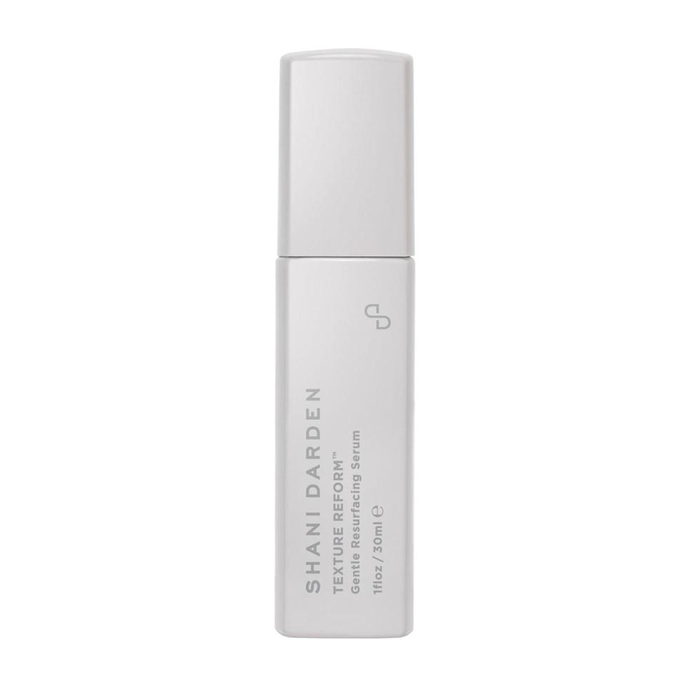 """Got combination skin? Look for a serum that will do it all, and then some. """"Texture Reform is a true multitasker,"""" Darden says of the Shani Darden Texture Reform from her eponymous range. """"It boosts collagen in the skin, minimizes fine lines, and wrinkles, reduces hyperpigmentation, and smooths the texture of the skin."""" We can confirm this to be true, as the serum is one of our <a href=""""https://www.allure.com/story/skin-care-routine-products-sarah-kinonen-allure-beauty-editor?mbid=synd_yahoo_rss"""" rel=""""nofollow noopener"""" target=""""_blank"""" data-ylk=""""slk:associate beauty director Sarah Kinonen"""" class=""""link rapid-noclick-resp"""">associate beauty director Sarah Kinonen</a>'s favorites."""