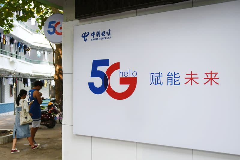 U.S. agencies back revoking ability of China Telecom to operate in U.S.