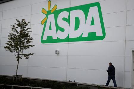 Asda sales fall in latest quarter