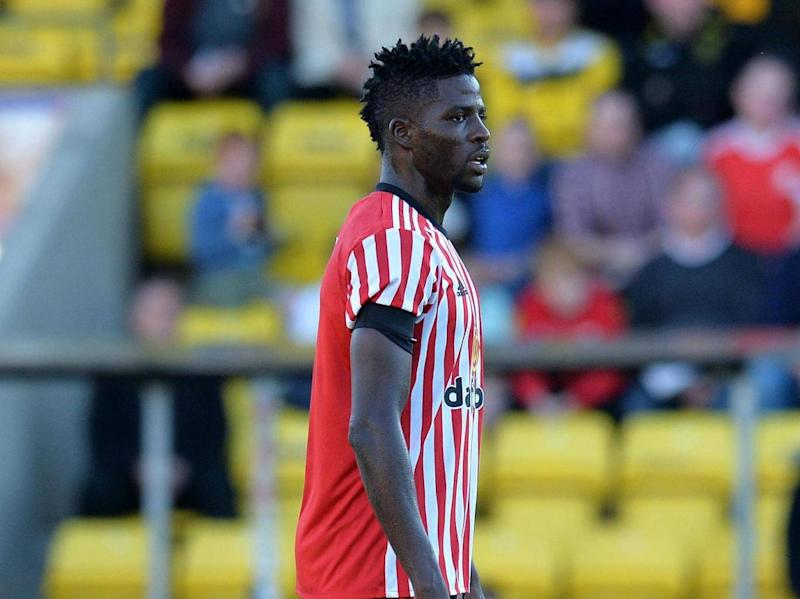 Papy Djilobodji playing for Sunderland (Getty Images)