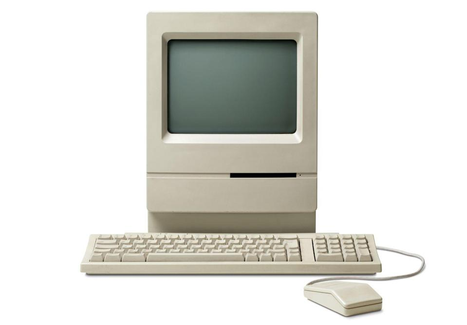 <p>The World Wide Web was technically invented in 1989, but it really took off in the '90s. Sure, you had to use dial-up and it took forever for really basic websites to load, but the internet was so, so cool. </p>
