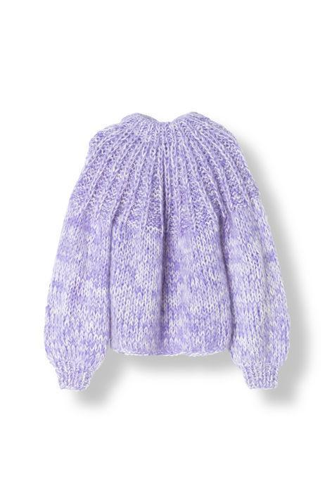 """<p>Have you heard? Lilac is the new pink (sorry millennials). We have our hearts set on this sweet knit by Ganni and by the looks of Instagram, we're not alone…<br><em><a rel=""""nofollow noopener"""" href=""""http://www.ganni.com/en/the-julliard-mohair-open-back-pullover/K1016.html?dwvar_K1016_color=Pastel%20Lilac#page=0-2&start=2"""" target=""""_blank"""" data-ylk=""""slk:Ganni"""" class=""""link rapid-noclick-resp"""">Ganni</a>, £330</em> </p>"""