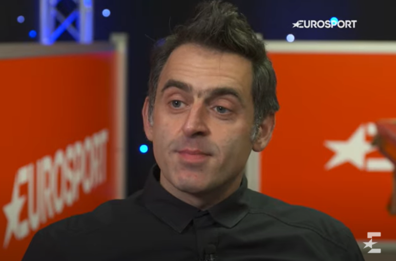 O'Sullivan says previous snubs are a symptom of snooker's lack of profile but revelled in finally making the 2020 shortlist