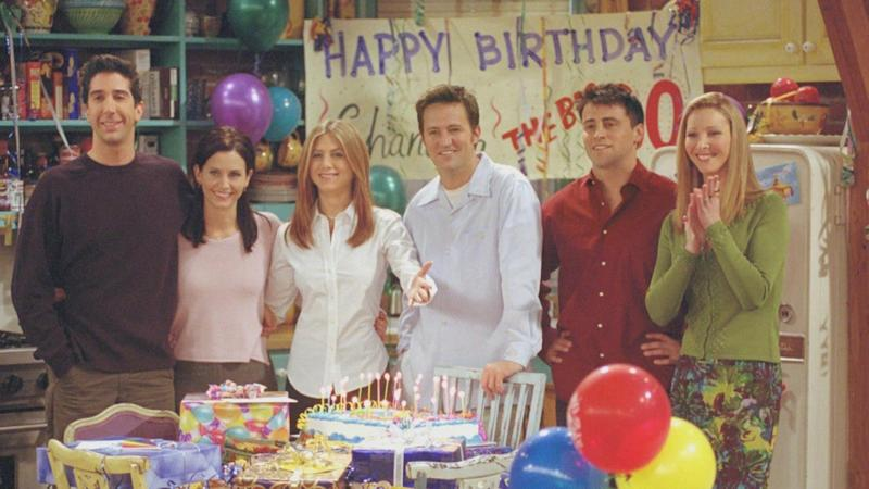 The Definitive Guide to Binge-Watching 'Friends' Before It Leaves Netflix!