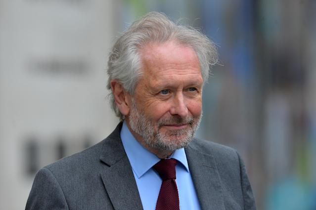 Leicester city mayor Sir Peter Soulsby has criticised the government's response to the area's new surge in coronavirus cases. (PA)