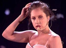 'Camel Toe Central': Fans React As Lady Gaga's X Factor Barely There Outfit Steals The Show