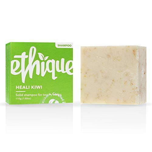 """<p><strong>Ethique</strong></p><p>amazon.com</p><p><strong>$15.20</strong></p><p><a href=""""https://www.amazon.com/dp/B07571LXYD?tag=syn-yahoo-20&ascsubtag=%5Bartid%7C2140.g.36903345%5Bsrc%7Cyahoo-us"""" rel=""""nofollow noopener"""" target=""""_blank"""" data-ylk=""""slk:Shop Now"""" class=""""link rapid-noclick-resp"""">Shop Now</a></p><p>Don't let dandruff get you down! This bar fights flakes with neem and karanja oils. Designed to soothe scalp issues, there's also oatmeal and coconut oil to calm sensitive scalp skin and itchiness.</p>"""