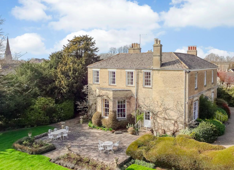 The Listed home was eyed by Downton Abbey makers who wanted to use it as a set (SWNS)
