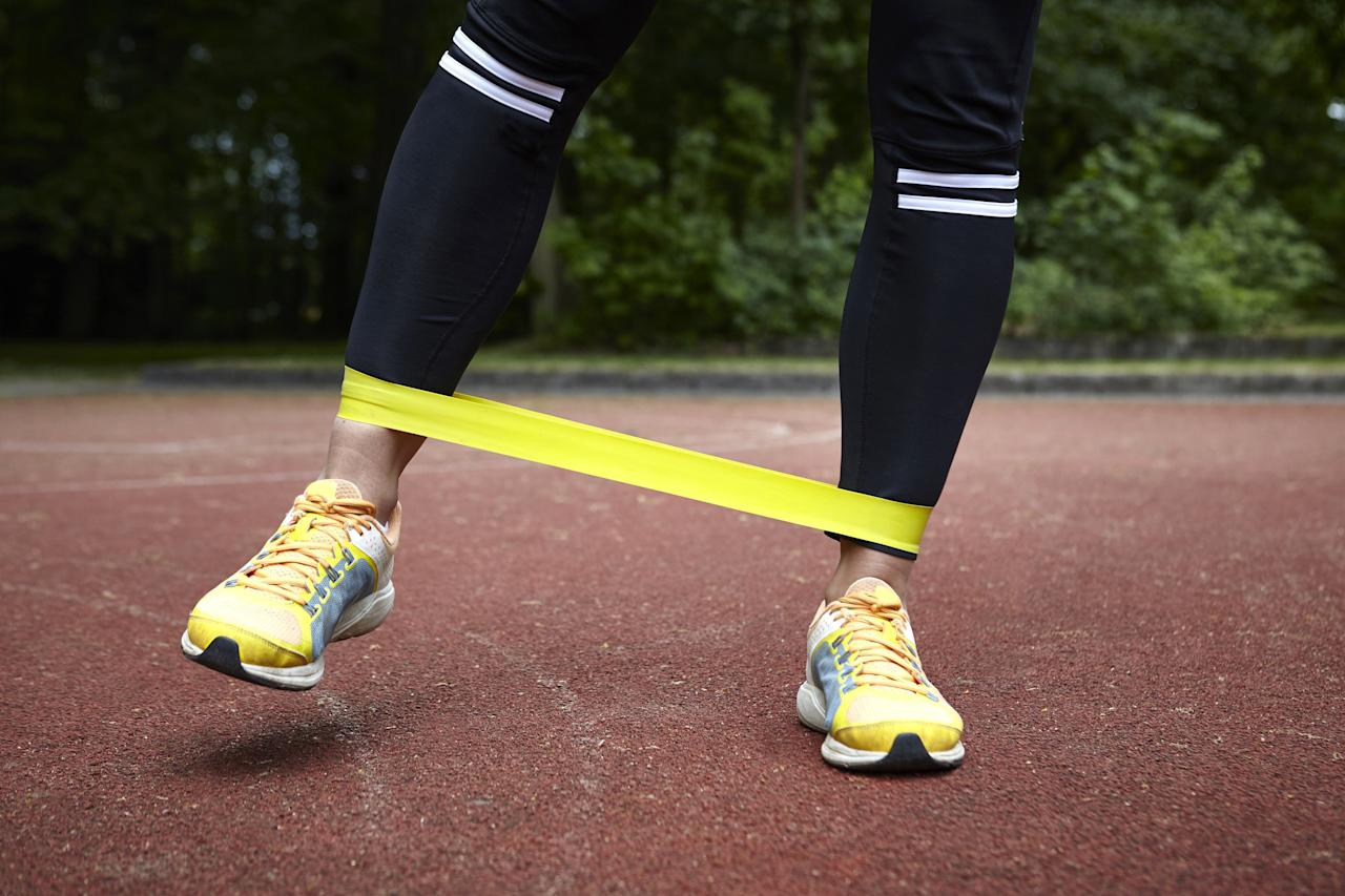 """<p>How is it that an oversized elastic-better known as a resistance band-can make your muscles stand at attention like no other?  </p><p>""""Resistance bands are a simple and versatile tool to work your muscles,"""" says Sarah Gawron,  an AFAA-certified trainer, since they use constant tension to stimulate muscle growth, without putting strain on your joints the way heavy weights can. """"They can improve mobility, flexibility, strength.""""</p><p>Unlike using dumbbells and medicine balls for cross-training workouts, you can toss resistance bands in your suitcase, store them in a drawer in your living room, or stash them in your gym bag. But, which ones are worth the purchase? Six top personal trainers share their recommendations for every resistance band that needs to be in your cart. </p><p><em>[The best runners don't just run, they hit the gym. <a href=""""https://order.hearstproducts.com/subscribe/hstproducts/237052"""">The Beginner's Guide to Strength Training</a> will teach you all the fundamentals to get the most out of your weight session.] </em></p>"""