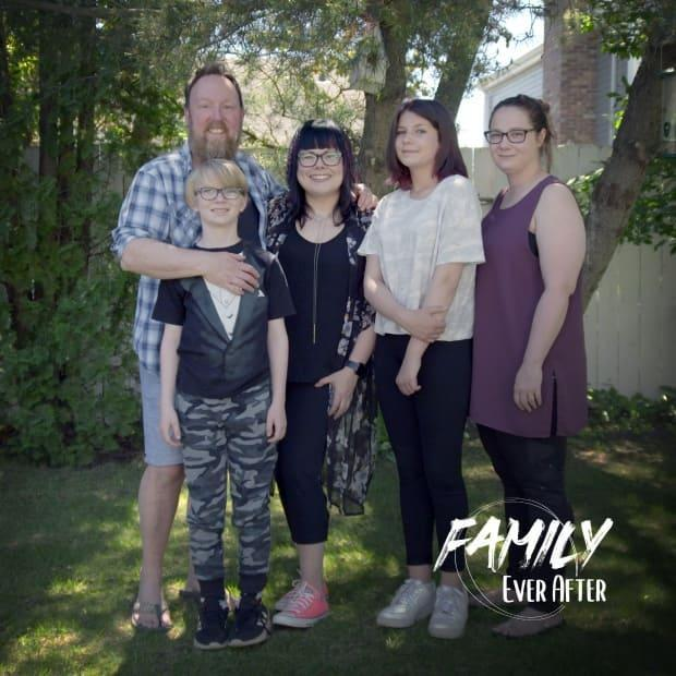 For Guy Lavallee family isn't just about blood ties, it's about the people who are always there for you (Guy Lavallee/Family Ever After - image credit)