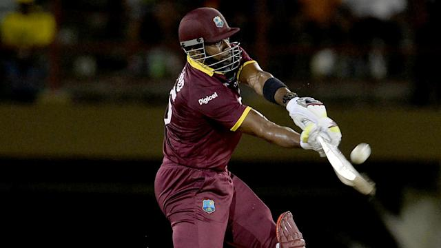 Jason Mohammed's half-centuries against England are set to earn him a first Twenty20 chance with West Indies.