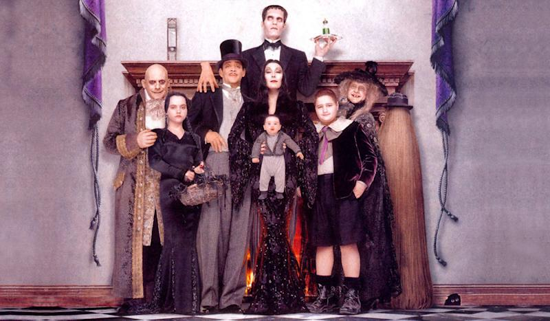 The Kids From Addams Family Values Then And Now