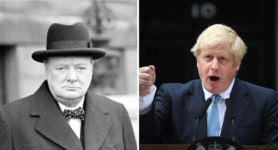 Boris Johnson sacked Sir Nicholas Soames, Winston Churchill's grandson, from the Conservative Party (PA Images)